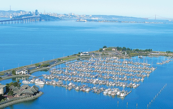 East Bay Marinas Served